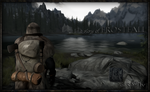 a story of Frostfall by Rostig (My character) by iareruss
