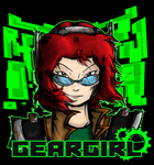 Geargirl Headshot by NewEraOutlaw