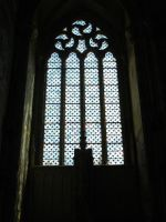 Window in the church by Highs-2-Lows