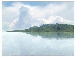 Isle of the Calm Sea by Kojima2087
