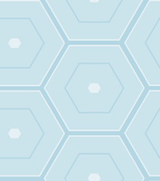 Tiled hexagon background -free- by ErinPtah