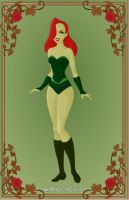 Poison Ivy by CartoonNetworkgal