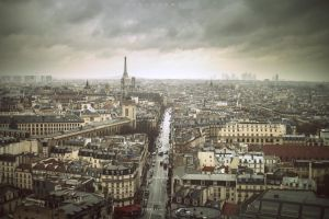 Paris 2015 by alahay
