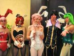 AFO 09- Code Geass Bunny Group by ManaDarkMagicianGirl