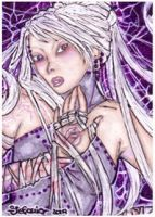 ACEO :: Keeper of Destiny by StefaniaRusso