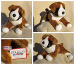 Douglas Medium Floppy Dogs - Glover Boxer by The-Toy-Chest