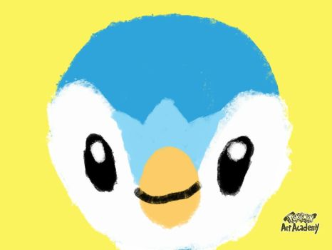 Piplup by ToxicStunky