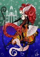 Sea Courtesan by sadwonderland