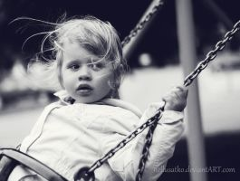 On the swing by nellusatko