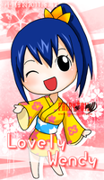 cute Wendy Marvell by icecream80810