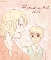 Entente cordiale 108 by Kelissa