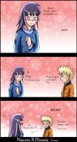 Naruto meets Hinata :comic: by dbzfannie
