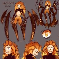 Project N-o-a-h by Abakura