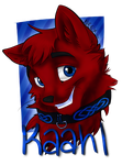 Kaahl Badge by bingles