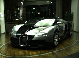 bugatti veron by Jamest4all