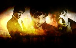 Tom Welling Desktop by xolexo