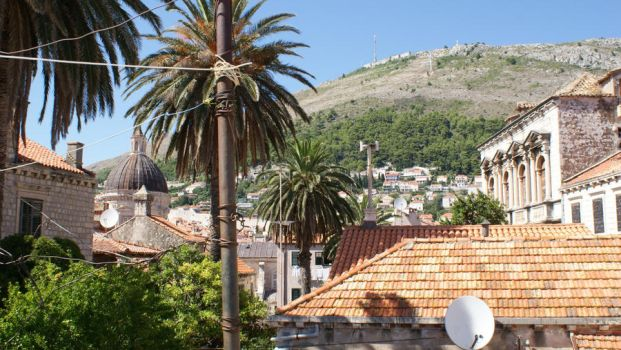 Roofs of Dubrovnik by Tinameni