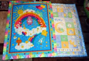 cheater quilts X 2 10-20-13 by wiccanwitchiepoo