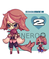 ADOPTABLE NO.2 - Pack 1-2-3 [ CLOSE ] by Z-E-N-E-R-O