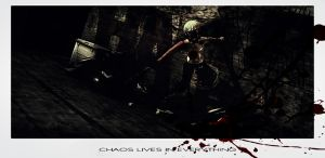 9.Korn - Chaos Lives In Everything by ReiKurayami