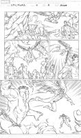 Xmen pencil pages 05 by amilcar-pinna