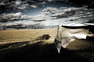 surrealist clothesline 2 by darin3200