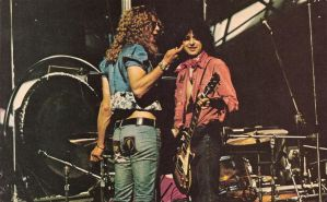 Robert Plant and Jimmy Page by hija-de-luna