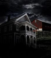 Haunted House by AbyssimalDysnomia