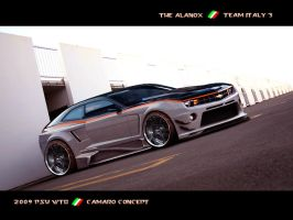 Chevrolet Camaro - PSU WTB 09 by Noxcoupe-Design