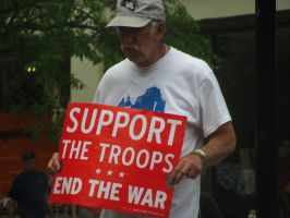 Support The Troops by artiseverywhere410