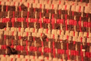 00006 - Tied Cloth Rug with DOF Horizontal by emstock