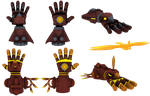 Ratchet and Clank Future: ACiT - Phoenix Launcher by o0DemonBoy0o