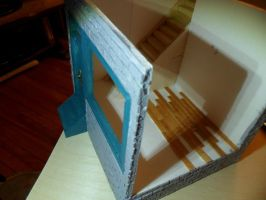 Les Shoppes Dollhouse Project: WIP 18 by kayanah