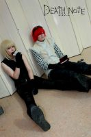 Born to Die - Death Note Cosplay by LeatherAnd-Chocolate