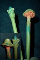 Plantlife Hair Sticks by Morganne