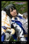 Final Fantasy 14 A realm reborn - Paladin cosplay by hwaiting
