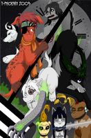 DGM: Exorcist Canine Group by Heliotrope-Housecat