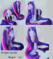 Goth Styling Twilight Sparkle by Roogna