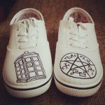 Multifandom shoes by ObviouslyCumbersome