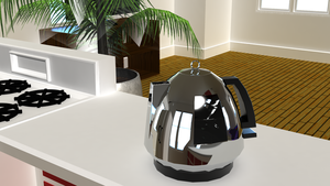 The Modern Kettle by Lapt0pGuy