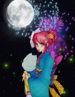 Lunar festival by ChuButterfly
