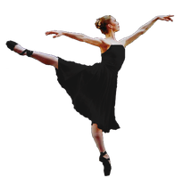 Ballet dancer png by joiiag