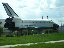 Space Shuttle by aliciachristine86