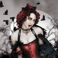The Power of a Gaze by vampirekingdom