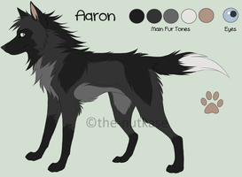 Aaron Reference Sheet by The-Nutkase
