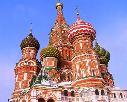 St. Basil's Cathedral by Raelix