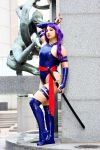 X-Men - Psylocke - by etaru