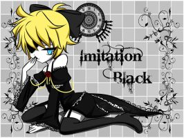 Imitation Black by Kotaechan