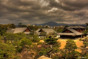 Tokyo Imperial HDR by Bestarns