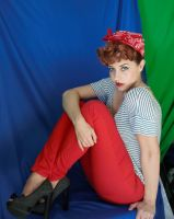 Lucy Pinup Stock 3 by TrisStock